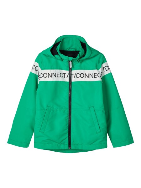 Name it NKMMAX JACKET CHEST BAND Bright Green