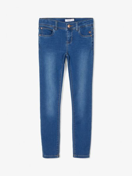 NAME IT KIDS Jeans  NKFPOLLY DNMTHAYERS 2482 SWE PANT NOOS