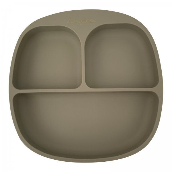 Silicone Plates,3, Dusty Sage