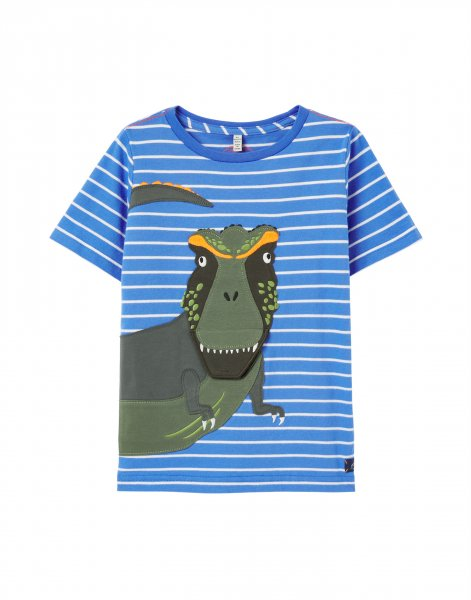 Tom Joule Applique T-Shirt 1-12 Years