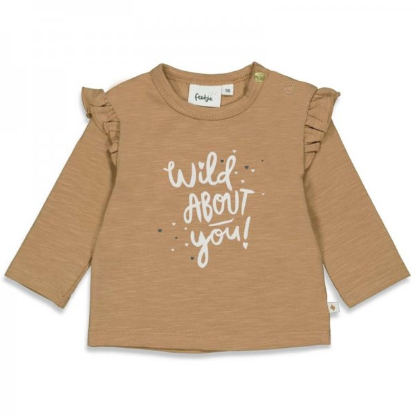 Feetje - Longsleeve About You - Wild At Heart