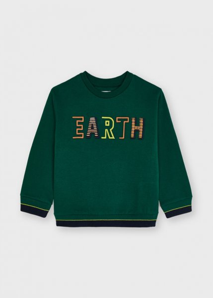 """Pullover """"earth"""""""
