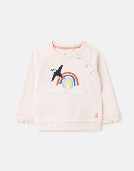 Tom Joule - Luella - Bci Cotton Sweat Up To 1 Months - 24 Months