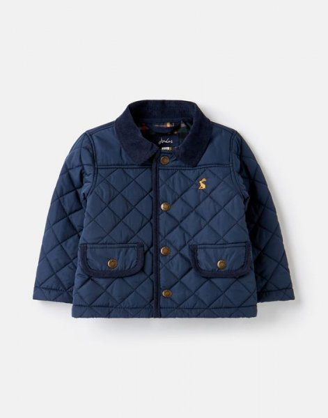 Tom Joule - Milford - Quilted Jacket Up To 3 Months- 3 Years