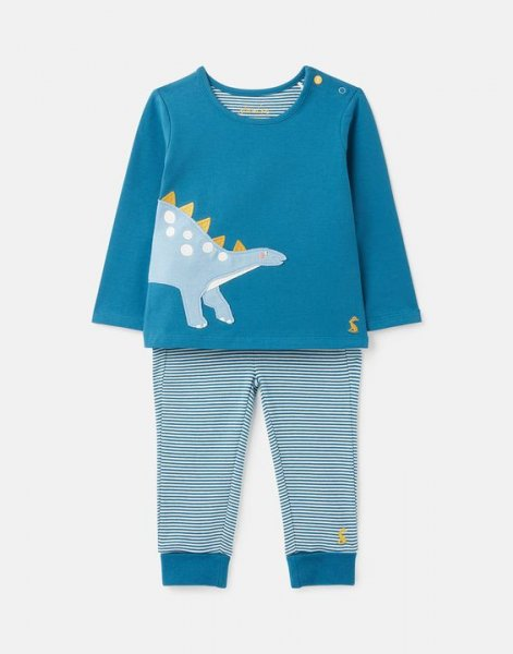 Tom Joule - Byron - Organically Grown Cotton Jersey Applique Set 0-24 Months