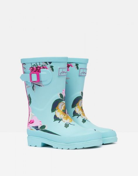 Tom Joule - Jnr Welly Print - Tall Printed Welly