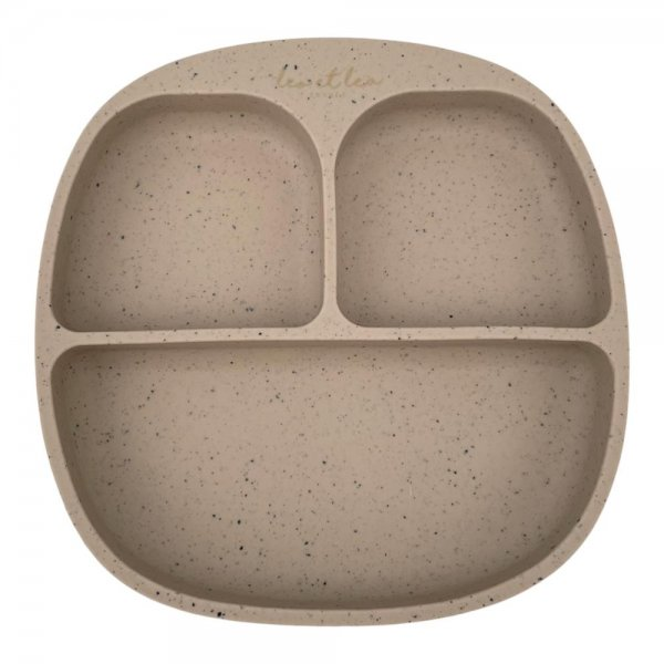 Silicone Plates,3, Shell Beige