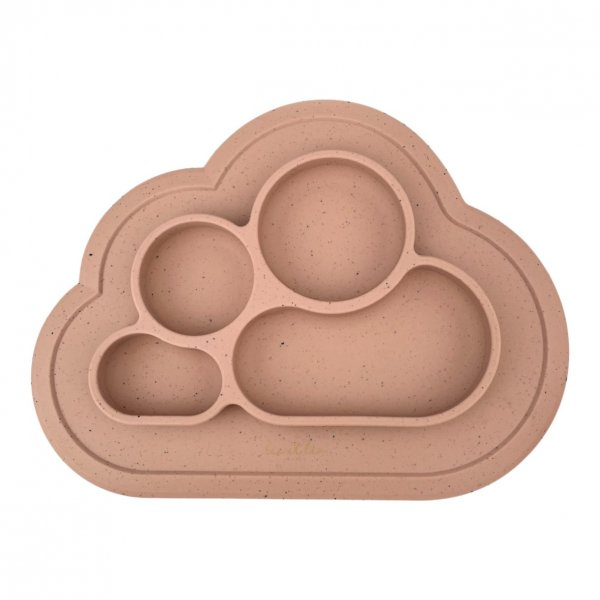 Silicone Plates,4 Shell Rosewood